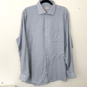 MICHAEL Michael Kors Regular Fit Shirt 17 34/35 XL
